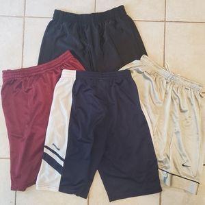 Boys Athletic Shorts Bundle (XL 14-16)